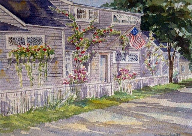 Cottage House & Garden